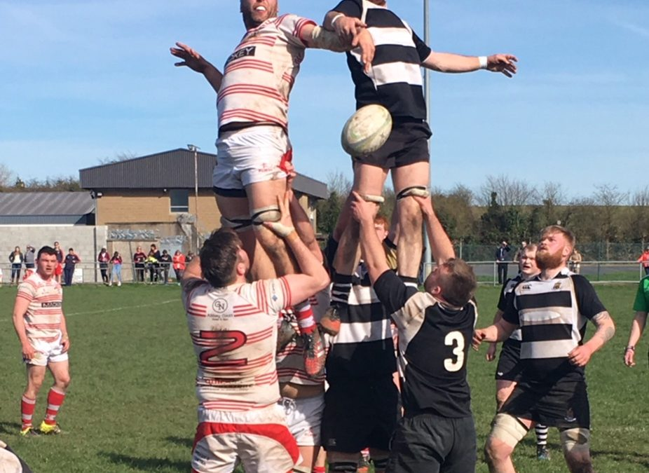Thurles 1st XV move to 2nd in the League