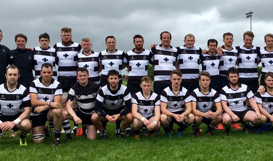 Weekend Match Report Thurles RFC 1st XV Vs Muskerry