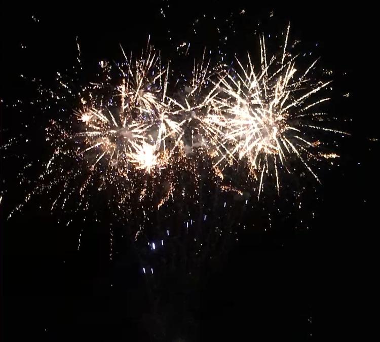 2017 Fireworks Display