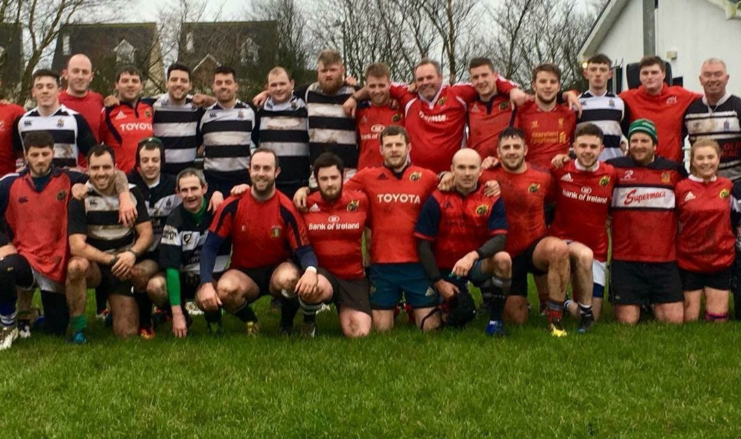 St Stephens Day Annual Charity Match