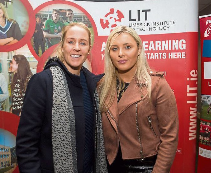 Gemma receives Rugby Scholarship at LIT