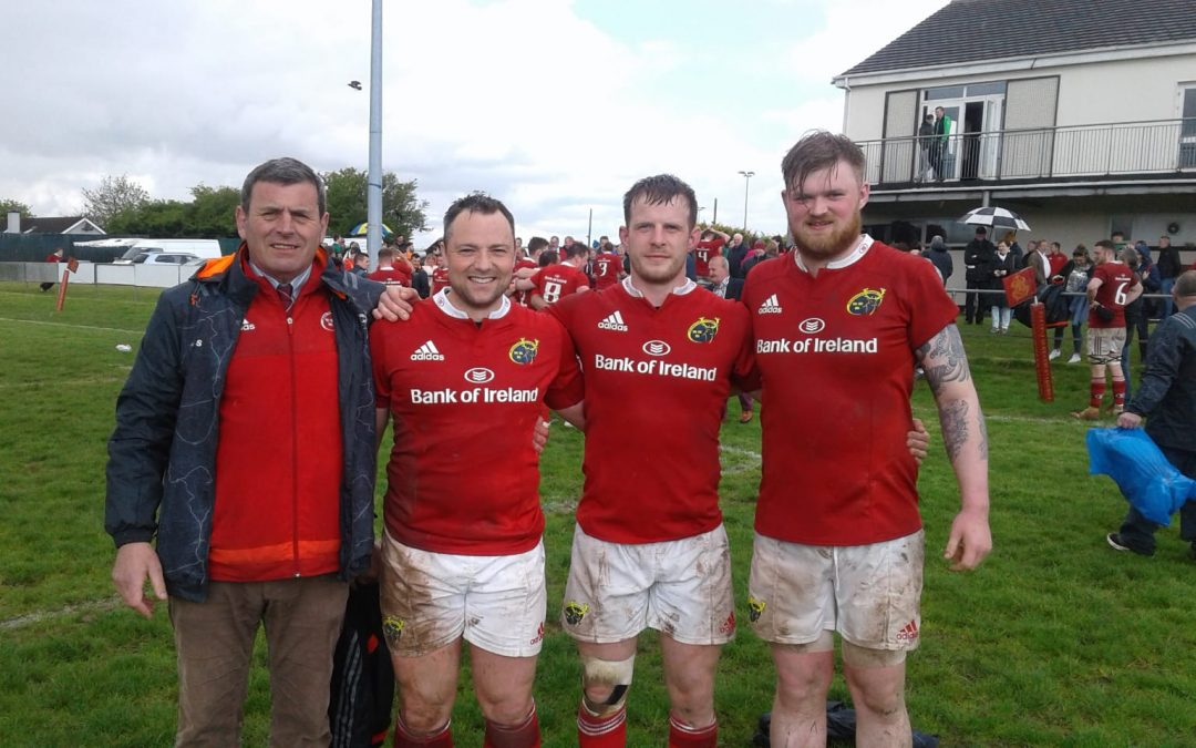 TRFC represented well in Munster Junior win