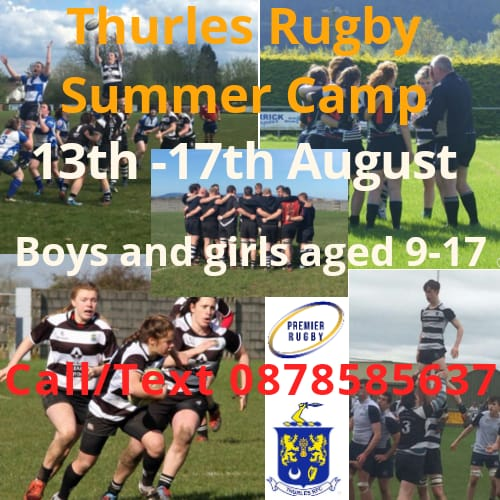 Rugby Summer Camp 2018